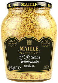 マイユ 種入りマスタード(粒)【845g】  MAILLE A l Ancienne OLD STYLE WHOLEGRAIN MUSTARD