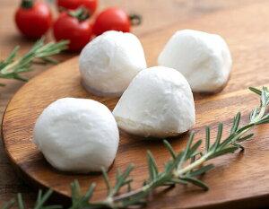 レ・キッケ・デル・カザーロ モッツァレラ・ブッファラ ボッコンチーノ【250g(25g×10)】【冷凍】 Le Chicche del Casaro Mozzarella di Latte di Bufala
