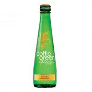 【1000円ポッキリ 送料無料】ボトルグリーン レモングラス&ジンジャーbottlegreen sparkling ginger&lemongrass
