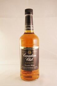 カナディアンクラブ ブラックラベル C.C.black  Canadian Club Black Label CANADIAN CLUB IMPORT COMPANY This whisky is 8 years old