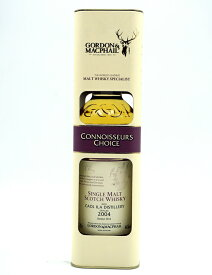 ゴードン&マクファイル コニサーズ・チョイス カリラ 2004 46度 【正規輸入品:専用カートン有】 Gordon & Macphail Connoisseurs Choice Caol Ila 2004 46% SINGLE MALT SCOTCH WHISKY
