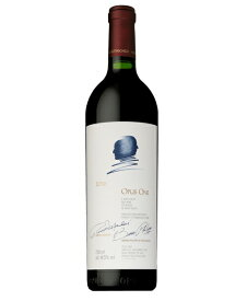 オーパス・ワン 2016  OPUS ONE NAPA VALLEY ROBERT MONDAVI BARON PHILIPPE DE ROTHSCHILD