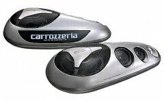 パイオニア Pioneer カロッツェリア carrozzeria TS-X480G 密閉式4ウェイスピーカーシステム(2個1組)