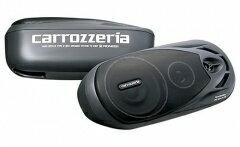 パイオニア Pioneer カロッツェリア carrozzeria TS-X180 密閉式3ウェイスピーカーシステム(2個1組)
