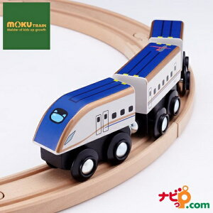 moku TRAIN モクトレイン ポポンデッタ E7系新幹線 かがやき MOK-004