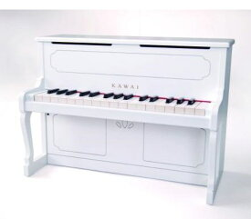 知育楽器 【 カワイ アップライトピアノ ( ホワイト ) 1152 】 河合楽器 KAWAI ピアノ