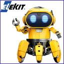 エレキット フォロ MR-9107 赤外線レーダー搭載 6足歩行ロボ FOLO ELEKIT