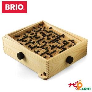 ブリオ BRIO 木のおもちゃ BRIOラビリンスゲーム 34000