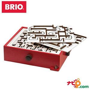ブリオ BRIO 木のおもちゃ ラビリンスゲーム(カラー) 34020