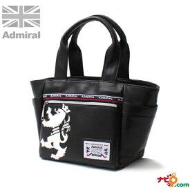 Admiral アドミラル ミニ トートバッグ ADGA-06-BK ブラック メンズ バッグ ゴルフ