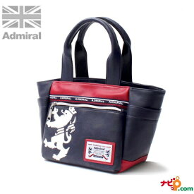Admiral アドミラル ミニ トートバッグ ADGA-06-TL トリコロール メンズ バッグ ゴルフ