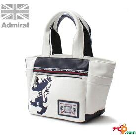Admiral アドミラル ミニ トートバッグ ADGA-06-WH ホワイト メンズ バッグ ゴルフ