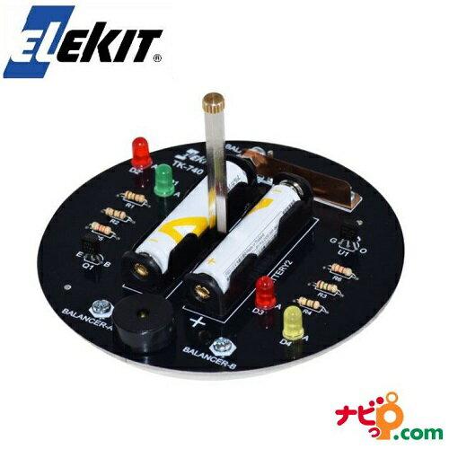 オルゴールごま2 TK-740 エレキット ELEKIT 工作キット EK JAPAN イーケイジャパン