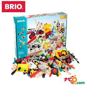 ブリオ BRIO 木のおもちゃ ビルダー クリエイティブセット 34589
