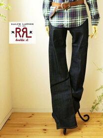 【SALE】【RRL by Ralph Lauren】ラルフローレン ダブルアールエル ノンウォッシュ SLIM BOOTCUT