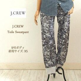 SPECIAL PRICE♪【SALE】【J.CREW】ジェイクルー ファームプリント スウェットパンツ/GREY