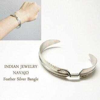 인디안쥬에리나바호페자시르바방르 INDIAN JEWELRY NAVAJO Silver Bangle