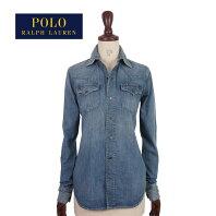 デニムシャツ メンズ/メンズファッション/インディゴ 長袖シャツ BEN DAVISベンデイビス[zip