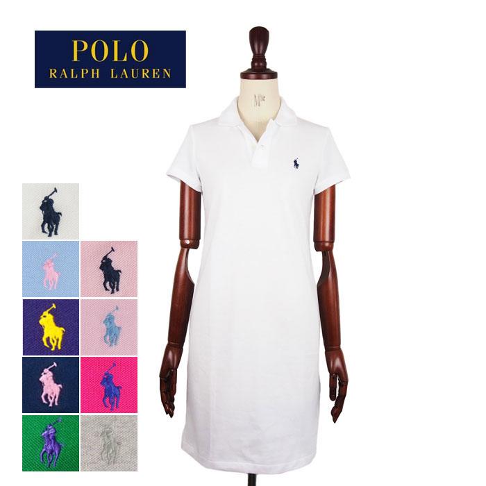 ポロ ラルフローレン レディース ポニー ワンポイント メッシュミニ ポロワンピース POLO Ralph Lauren THE MESH MINI Polo Dress ゆうパケット可