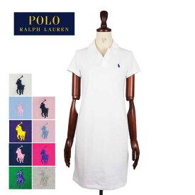 ポロ ラルフローレン レディース ポニー ワンポイント メッシュミニ ポロワンピース POLO Ralph Lauren THE MESH MINI Polo Dress メール便可