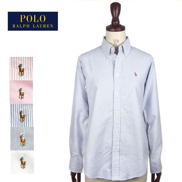ゆうパケット全国送料無料 ラルフローレン レディース クラシックフィット オックスフォード ボタンダウン シャツ Ralph Lauren Oxford Shirts Classic Fit