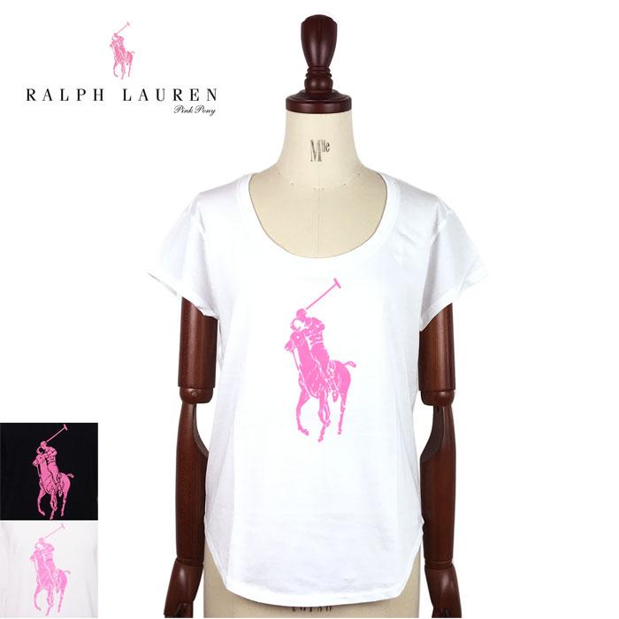 ラルフローレン ポロ ピンクポニー レディース ビッグポニー ピマコットン TシャツRalph Lauren POLO PINK PONY T-shirtメール便可