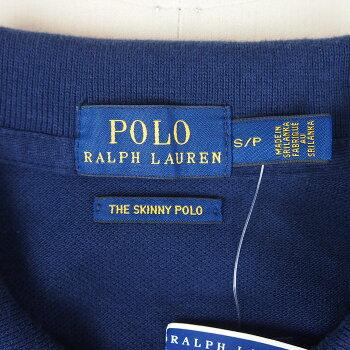 ラルフローレンポロレディースビッグポニーワンポイント刺繍スキニーフィットポロシャツPOLObyRalphLaurenメール便可