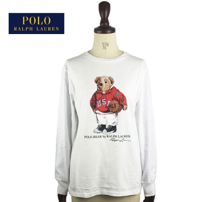 ラルフローレン ポロ キッズ ボーイズ ポロベアー クルーネック 長袖 Tシャツ ロンT/バスケPOLO Ralph Laurenメール便可