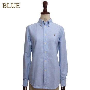 【SALE】【BLUELABELbyRalphLauren】ラルフローレンブルーレーベルSLIMFITオックスフォードBDシャツ/10色【あす楽対応】