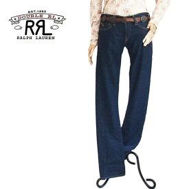 【SALE】【RRL by Ralph Lauren】ラルフローレン DOUBLE RL ダブルアールエル SLIM FIT ジーンズ/WASH