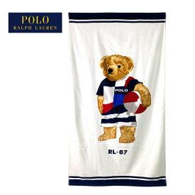 ラルフローレン ポロ ビーチスタイル ポロベアー ビーチタオル ボーイ/89×168cmPOLO Ralph Lauren POLOBEAR BOY Towel