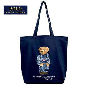 ポロ ラルフローレン ポロベアー エコ トートバックPOLO Ralph Lauren POLO BEAR eco Tote Bag