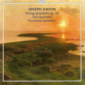 ハイドン:弦楽四重奏曲集 全6曲 Op.20(J.Haydn:String Quartets op.20)[SACD]