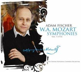 モーツァルト:交響曲集7- 第22番 - 第25番, 第27番 [SACD Hybrid](デンマーク国立室内管/A. フィッシャー)