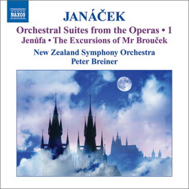 ヤナーチェク:オペラからの管弦楽組曲集1