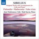 シベリウス:チェロとピアノのための作品集
