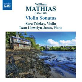 マティアス(1934-1992):ヴァイオリン・ソナタ集