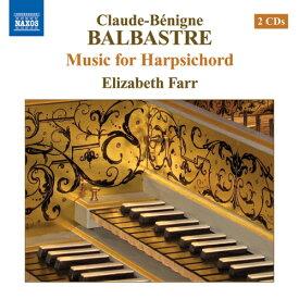 バルバトル:ハープシコードのための音楽集