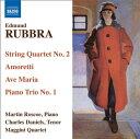 ラッブラ:弦楽四重奏曲第2番・アモレッティ他