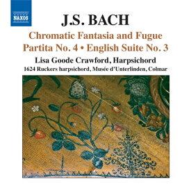 J.S.バッハ:半音階幻想曲とフーガ 他