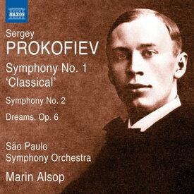 プロコフィエフ:交響曲 第1番「古典」&第2番、交響的絵画「夢」