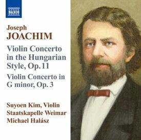 ヨアヒム:ヴァイオリン協奏曲集