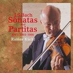 ライナー・キュッヒル-J.S.バッハ無伴奏ヴァイオリンのためのソナタとパルティータ