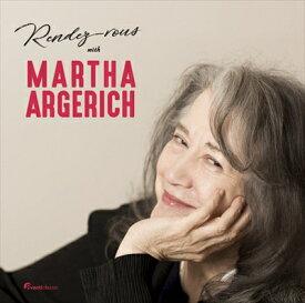 Rendez-vous with Martha Argerich 〜ランデヴー・ウィズ・マルタ・アルゲリッチアルゲリッチ・ウィズ・フレンズ 2018ハンブルク・ライヴ[7枚組]