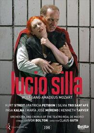 モーツァルト:歌劇《ルーチョ・シッラ》[DVD, 2枚組]