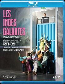 ラモー:オペラ=バレ《優雅なインドの国々》[Blu-ray]