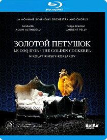 リムスキー=コルサコフ:歌劇《金鶏》[Blu-ray Disc, 日本語字幕]