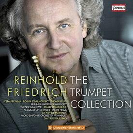 ラインホルト・フリードリヒ:トランペット・コレクション