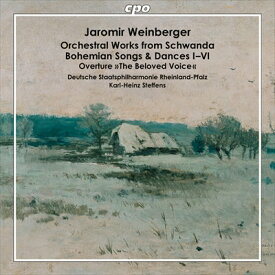 ヴァインベルガー:管弦楽作品集