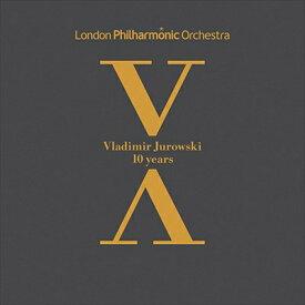ウラディミール・ユロフスキ:ロンドン・フィルハーモニー首席指揮者就任10周年 記念BOX[限定盤, 7枚組]